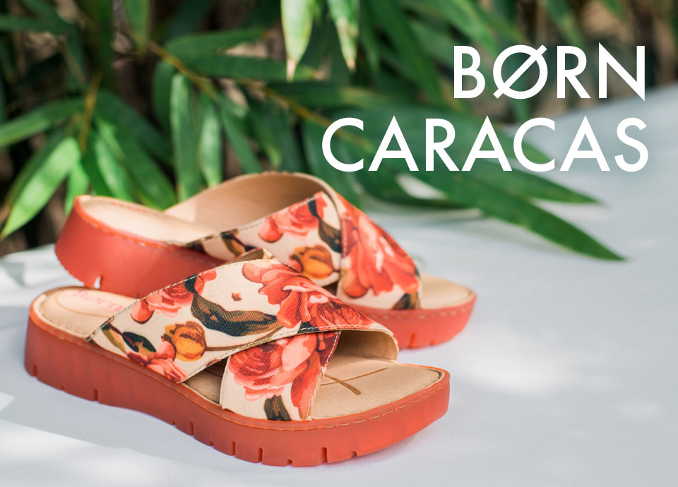 Shop the Born Caracas