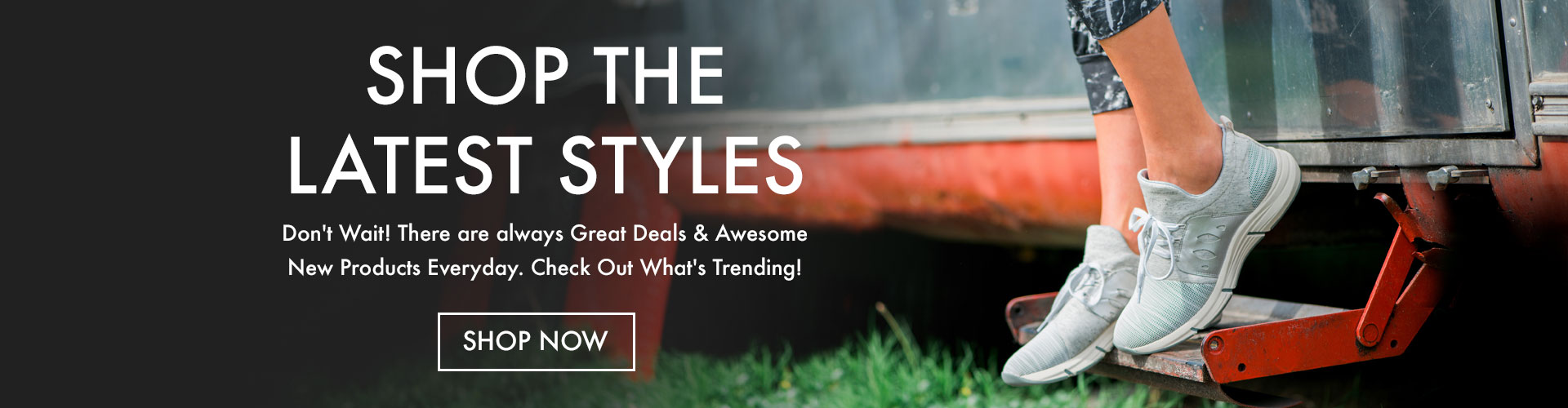 Be the first to show off amazing styles for spring!